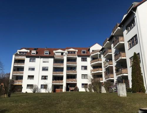 Wohnanlage Friedberg Süd